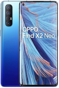 Перейти на Алиэкспресс и купить Oppo Find X2 Neo 5G 256 ГБ синий