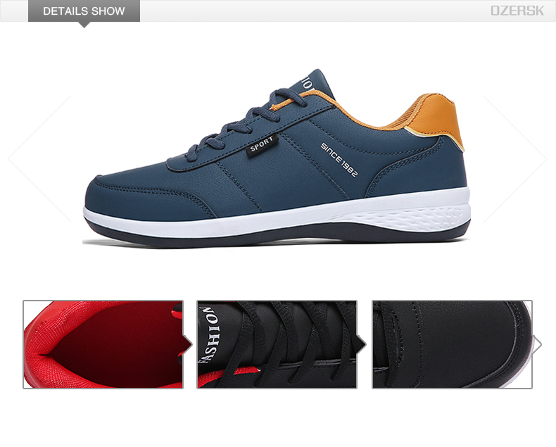 H8fc1d1422e0244b2a26e6500e04ebd675 - OZERSK Men Sneakers Fashion Men Casual Shoes Leather Breathable Man Shoes Lightweight Male Shoes Adult Tenis Zapatos Krasovki