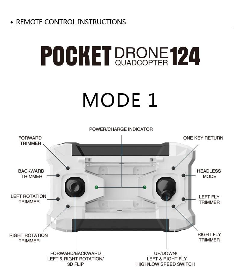 USD Quadcopter 124 speciale 16