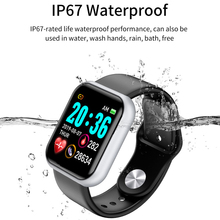 Multi-Function Electronic Smartwatch