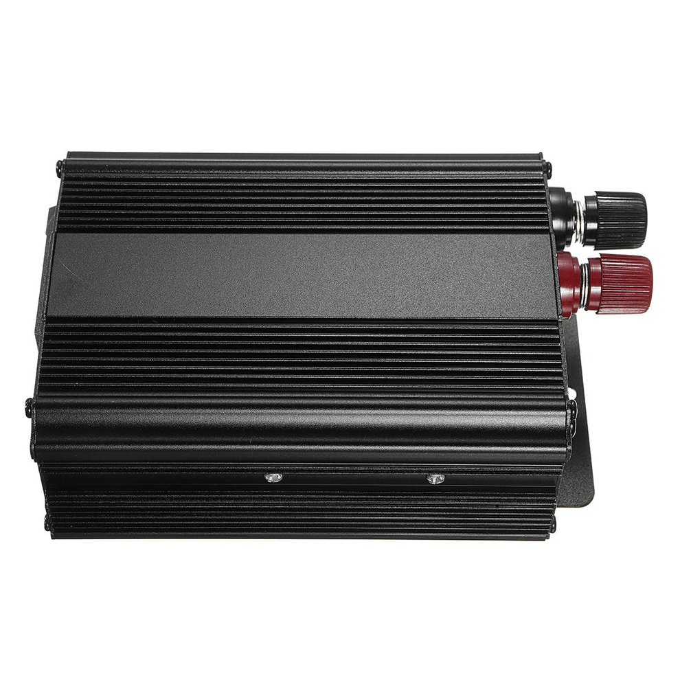 3000W High Power 12V To 220V Power Inverter With USB Port High Conversion Aluminum Alloy Housing Transformer