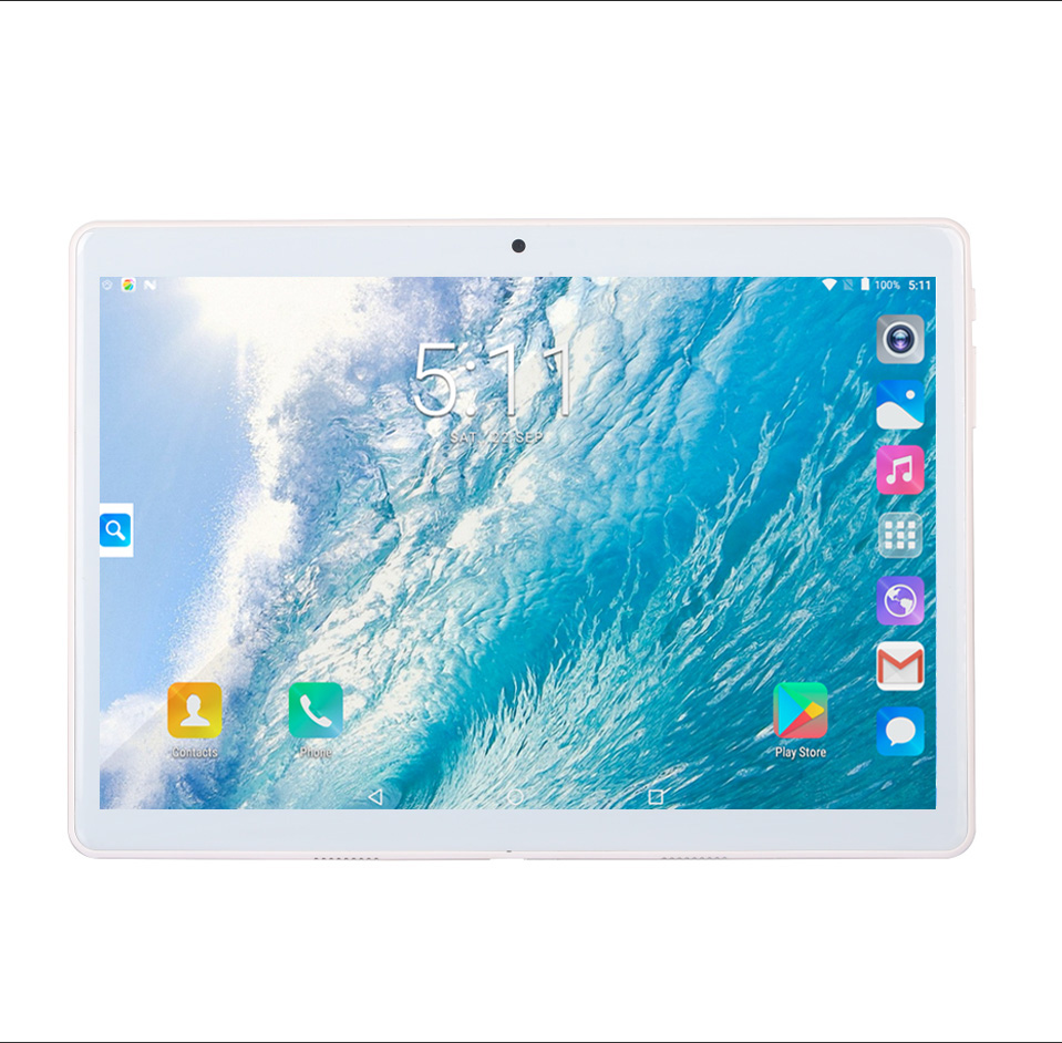 BDF 10 Inch SEA10 Plus Android 9.0 Deca Core 8GB/128GB 1920*1200 2.5D IPS Screen Tablet WIFI SIM 4G LTE Phablet