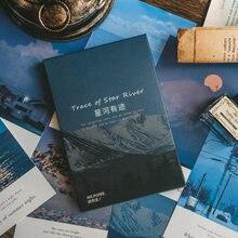 Yoofun 30 шт поздравительная открытка подарок на день рождения