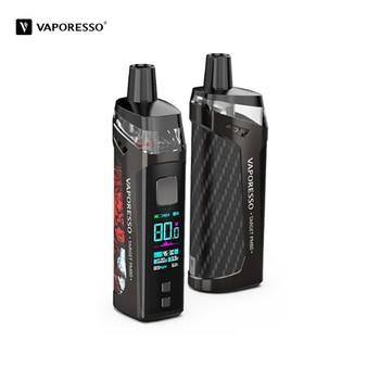 Vaporesso – Kit de dosettes Target PM80 originales, saveur de vapotage avec 2000mah, Mod de Cigarette électronique, cartouche de réservoir 4ml, more cloud immense