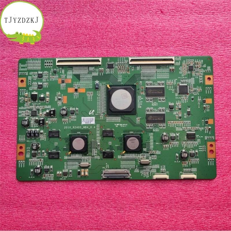Good Test Working For Samsung T-CON BOARD 2010_R240S_MB4_0.4 UN46C8000XF UN46C7000WF UA55C7000WF Logic Board UA55C7000