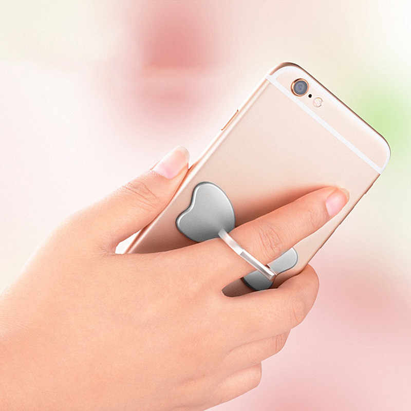 1 قطعة البنصر الهاتف المحمول الذكي حامل حامل ل iPhone11 هواوي سامسونج سيارة جبل حامل حامل الهاتف الذكي حلقة مستديرة