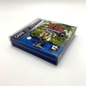 Image 4 - جمع شاشة عرض صناديق صندوق صندوق واقي صندوق تخزين مناسبة للنسخة الأوروبية والأمريكية من Gameboy GBA GBASP GB GBC