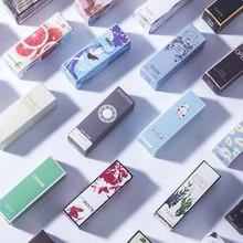 3 мл, парфюм для женщин и мужчин, флакон с распылителем, стеклянный, модный, Дамский, стойкий, Женский парфюм, цветочный аромат, дезодорант