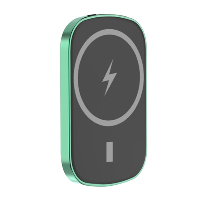 G8DF 4000/8000mAh Magnetic Power Bank Mini Portable Charger Fast Wireless Charging Smartphone Accessories 4