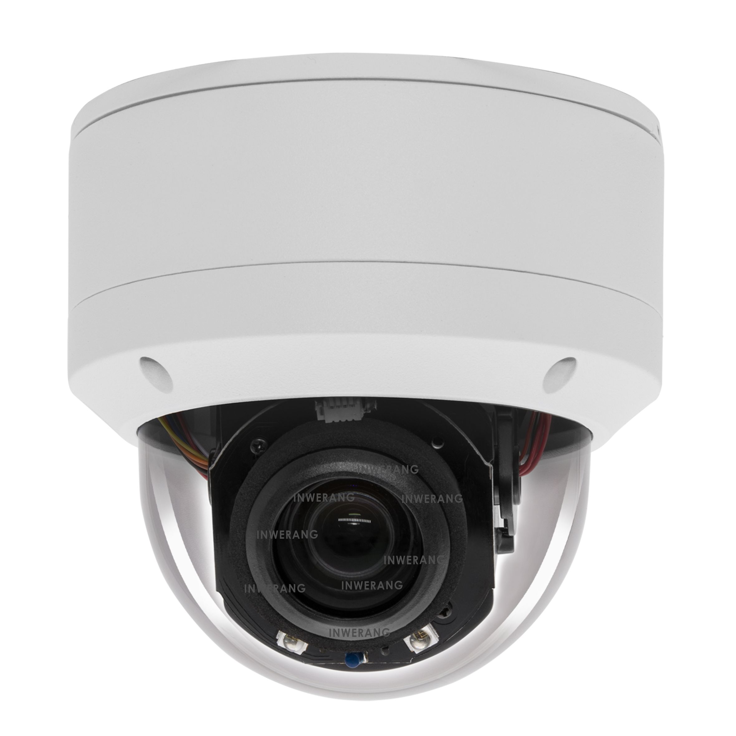 Security 5.0MP H.265 POE IP PTZ Camera, Audio in,Hikvision Compatible, 2.7-13.5mm AF Lens,IP66 Outdoor Vandalproof 98ft IR,Onvif image