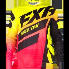 NAUGHTY FXR 360 Preme Motocross Racing Jersey Mountain Dirt Bike Cycling 360 Shiv Quick-drying Jersey MX Racing Clothing