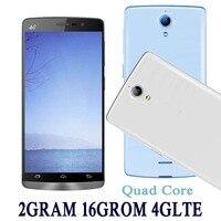 Teléfono Inteligente A30, versión Global, 5,0 pulgadas, 4G LTE, 2 GB RAM + 16 GB ROM, Quad Core, 5MP + 13MP, frontal/trasera, Android, NFC