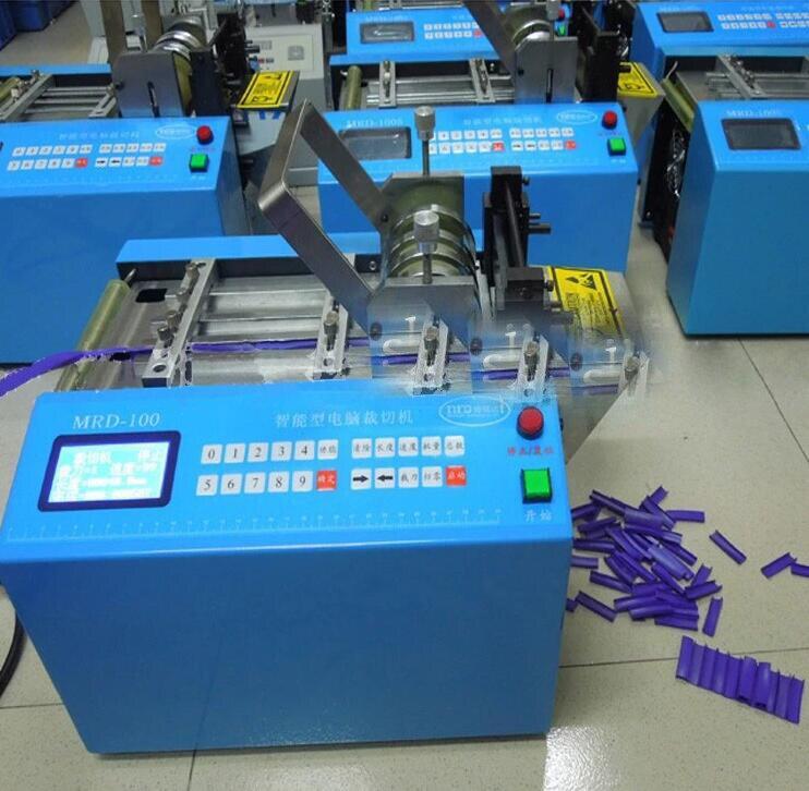 Nouvelle Machine de découpe de câble de tuyau de rétrécissement de voiture 110v et 220v Machine de cisaillement automatique de gaine thermorétractable - 6