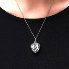 Pendant Neklace For Women Simple Short Chain Heart Fashion Necklace For Wedding Birthday Gift(China)