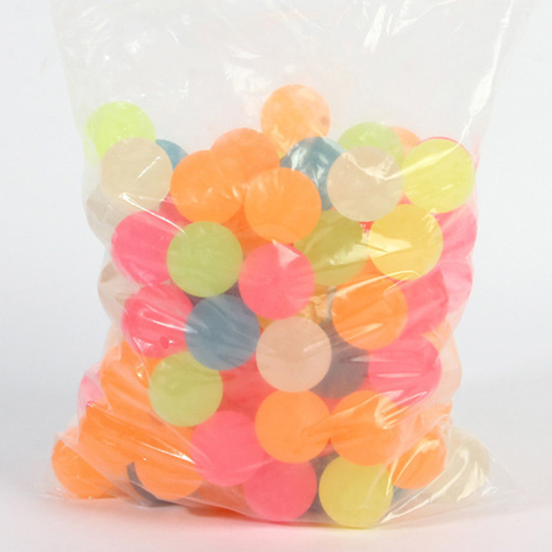 Hot Shots Pack Of 8 Mini Bounce Bouncy Balls Party Bags fillers For Kids