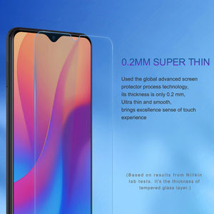 Image 4 - For Xiaomi Redmi 8 Glass Screen Protector Nillkin H/H+Pro Clear Safety Protective Glass For Xiaomi Redmi 8A Tempered Glass