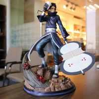 31cm Naruto Shippuden Uchiha Obito figur Anime Action Figure PVC Neue Sammlung figuren spielzeug
