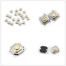 20pcs/lot 4pin Keys Button SMDLight Touch Switch SMD4 ON/OFF Touch Button Touch Micro Switch 4*4*1.5