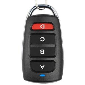 Image 5 - For TELCOMA TANGO 2 SLIM / TELCOMA TANGO 2 SLIM copy 433.92mhz Remote Control For Garage Door Gate