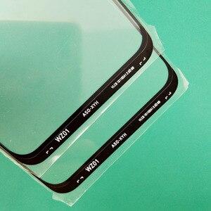 Image 3 - 5pcs Glass+OCA 2019 display screen front outer panel for sm A10 A20 A30 A40 A50 A60 A70 A80A90 phone repair lamination oca film