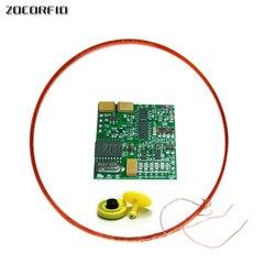 125 кГц 134,2 K животный модуль считывателя тегов ttl выход AGV RFID FX-B ISO11784 дальние расстояния + 2 метки