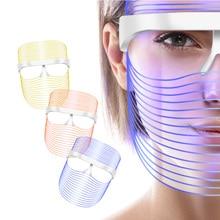 LED Mask Belleza Facial Beauty Skin Masque LED Facial Mask Photon Rejuvenation Therapy Anti Wrinkle Acne Tighten Skin Care Tool
