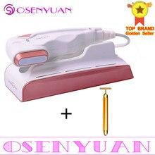 Лучший уход за кожей Mini Hifu Spa, косметический аппарат для V отверждения, высокоинтенсивный сфокусированный аппарат для лифтинга лица, RF LED против морщин