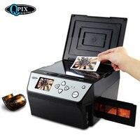 4 in 1 COMBO 22 Mega Pixels Photo and Digital 35 mm Film Scanner 135 Negative Converter Photo Scanner Business Card Scanner