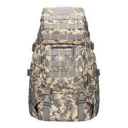 800D wodoodporna Oxford zewnętrzny plecak turystyczny Molle torba wojskowa plecak taktyczny wspinaczka torba kempingowa plecak górski w Torby wspinaczkowe od Sport i rozrywka na