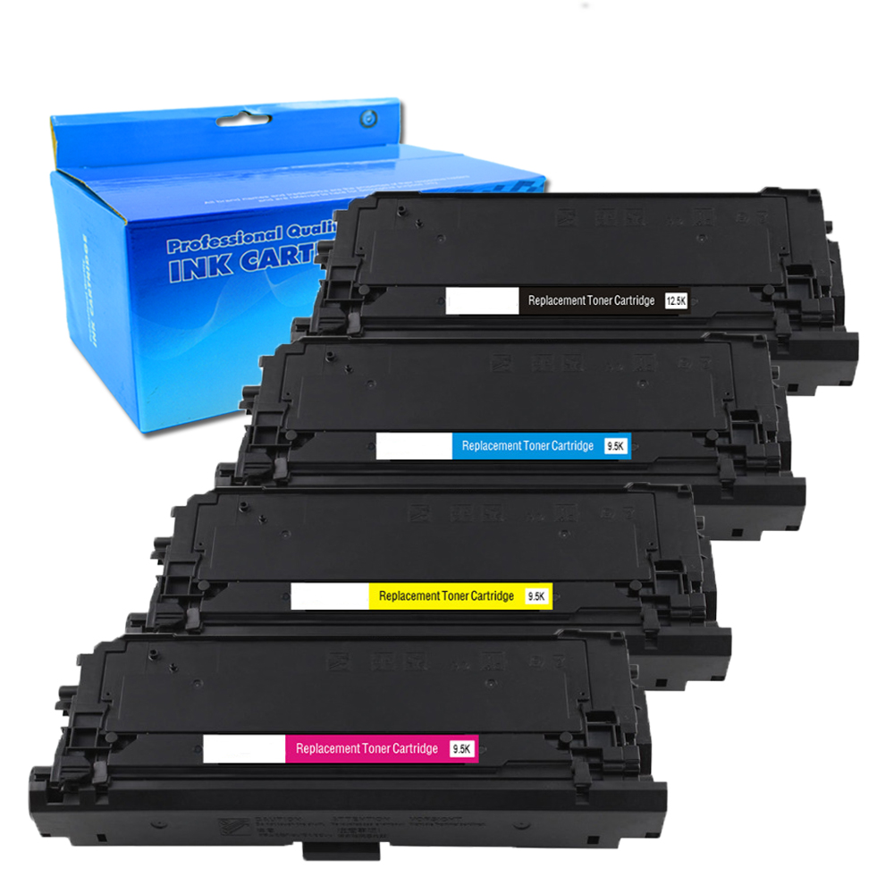 Q6472A Yellow Toner Cartridge For LaserJet 3800