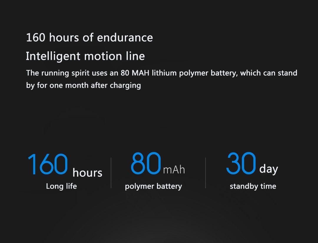 Youpin correndo monitor de orientação inteligente movimento