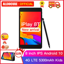 Alldocube iPlay 8T 8 inch 3GB RAM 32GB ROM Phone Tablets Android 10.0 Kids Tablet PC 4G WIFI LTE 9832E phonecall iPlay8T