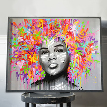 Wall Art Canvas Painting Colorful Paint Boy Fashion Queen Pop Art Nordic Posters And Prints Club Wall Pictures For Living Room art and fashion