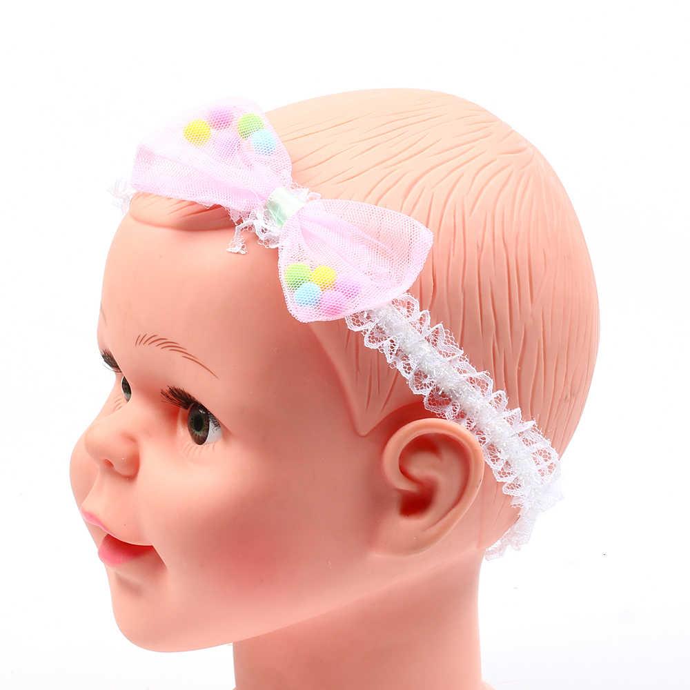 תינוקת אביזרי שיער להקת בגדים קשתות יילוד בארה 'ב גומייה לשיער מתנה פעוטות נזר כיסוי ראש פרח