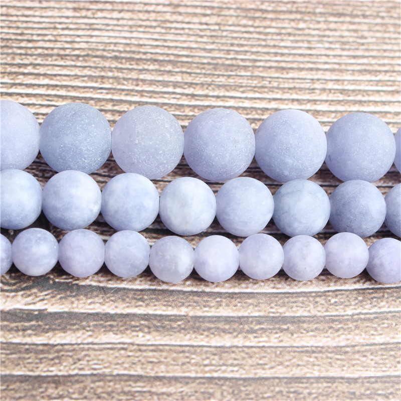 Lan Li Fashion Jewelry Ground Purple Sea Blue Jewelry Loose Beads Suitable For DIY Bracelet Necklace Accessories To Make Amulets
