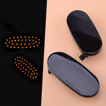 Hoge Kwaliteit 2 Stuks Zwart Lens Led Side Marker Indicator Lamp Licht Fit Voor Mercedes Benz Sprinter W906 Vw Crafter