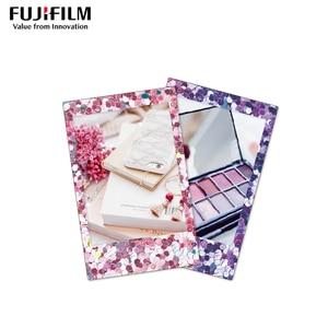 Image 3 - Véritable Fujifilm Instax Mini 8 Film confettis Fuji papier Photo instantané 10 à 50 feuilles For70 7s 50 s 90 25 partager SP 1 appareil Photo LOMO