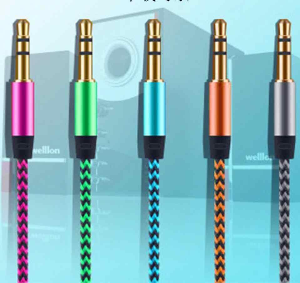 Câble de haut-parleur de prise de voiture 3.5mm pour Jaguar XF XFL XE XJ XJL f-pace F Pace fpace X761 XJ6 XKR XK8 X320 X308