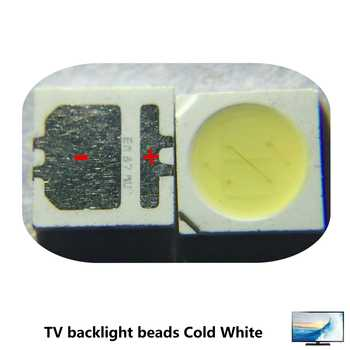 500pcs SEOUL High Power LED LED Backlight 2W 3535 6V Cool white 135LM TV Application SBWVL2S0E New and Original - DISCOUNT ITEM  0% OFF All Category