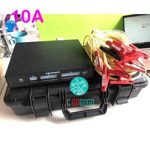 Image 5 - Equalizador ativo bateria de lítio 1a 2a 5a 10a, equilíbrio, bluetooth 2s ~ 24s, bms, íon de lítio, lifepo4, lto jk placa de proteção balanceador 4S