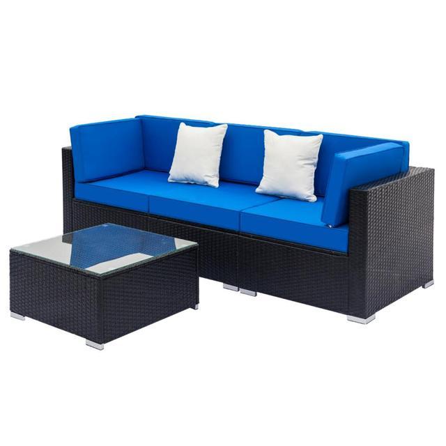 Hollow Knight Patio Furniture Set 6
