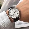 Wg10283 relógios masculinos marca topo pista de luxo design europeu automático relógio mecânico