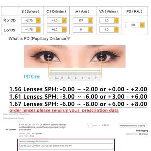 Image 5 - TR90 Gläser Rahmen Männer Retro Kleine Runde Brillen Frauen 2019 Vintage Myopie Optische Rahmen Brillen Brillen