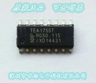10pcs/lot  TEA1755T TEA1755 SOP-16 50pcs lot tl494cdr tl494c tl494 sop 16