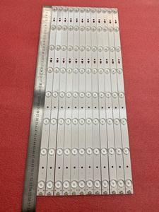 Image 1 - Tira de LED para iluminación trasera para LSC550HN01 K01 MX4245147501359 JVC LT55A73 LED55D8 ZC14 05(A) B 553, 8LED, 30355008207mm, 12 Uds.