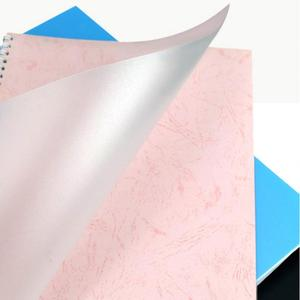 Image 4 - Bộ 50 A5/B5/A4 Nhựa PP Trong Suốt Kết Phim Bao Puncher Tài Liệu Thư Mục Bảo Vệ Bên Trong Giấy Tờ