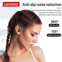 Lenovo LP7 Wireless Earphone TWS Bluetooth BT5.0 HIFI Sound Quality Low Game Latency Headphone Touch Operation Battery Display