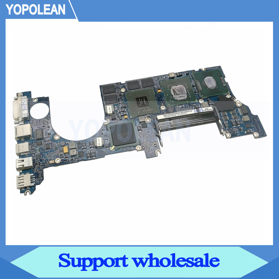 "2.5GHz ""Core 2 Duo"" T9300 G84-602-A2 Motherboard For Macbook Pro 15"" A1260 2008 Logic Board MB134LL/A 820-2249-A"