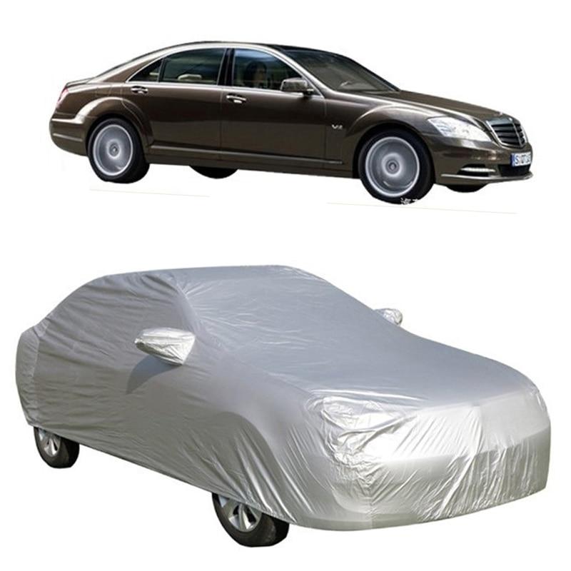 Full-Car-Cover Suit Car-Protectors Sedan Outdoor Sunscreen Scratch-Resistant Anti-Uv