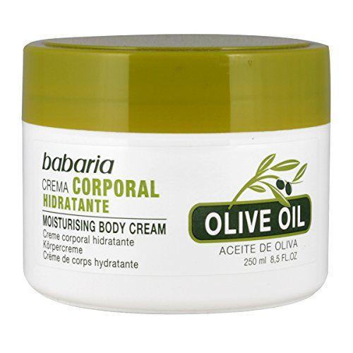 Babaria - Crema Corporal Oliva Oil - 250ml
